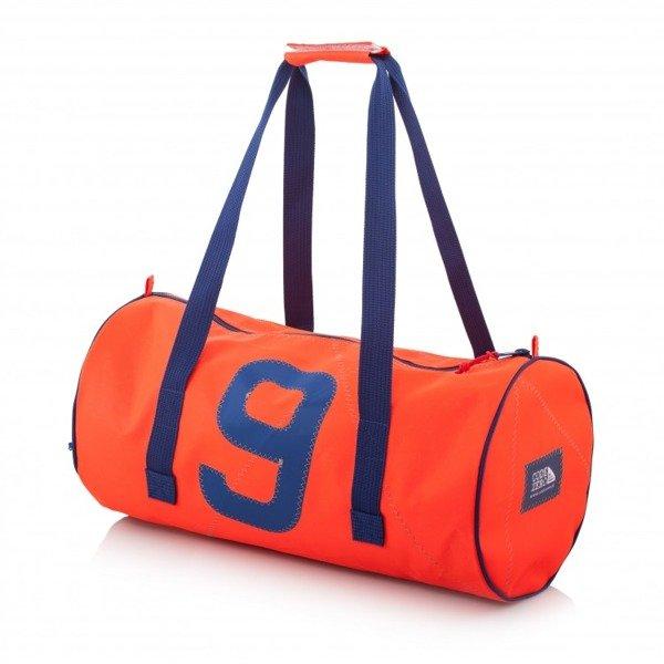 6759c6f716873 Duża torba żeglarska - Mistral Orange - CODEZERO