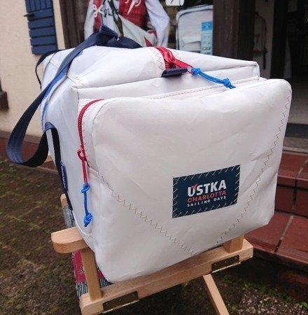 Duża torba żeglarska - PAMPERO USTKA CHARLOTTA SAILING DAYS